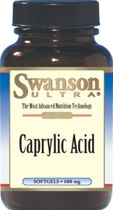 Obrázok pre výrobcu Kyselina kaprylová