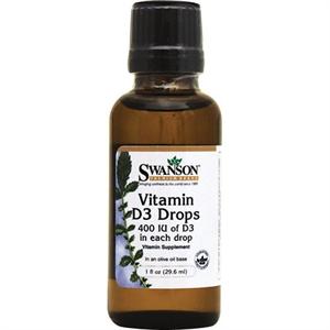 Obrázok pre výrobcu Vitamín D3 kvapky