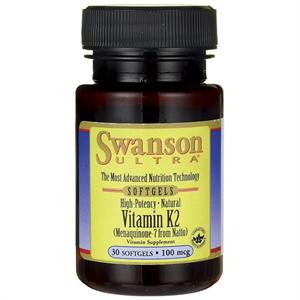 Obrázok pre výrobcu Vitamín K2 100mcg